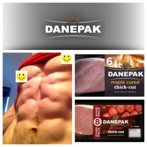 6 rashers for a 6-pack, 8 for an 8-pack?