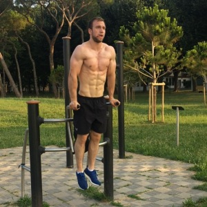 bodyweight dip picture from italy hol 2015