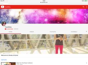 tara styles channel screenshot